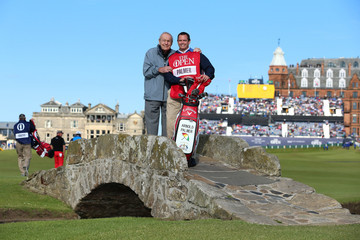 Arnold Palmer 144th Open Championship - Previews