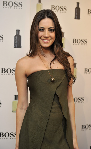 Celebrities Attend Hugo Boss Party
