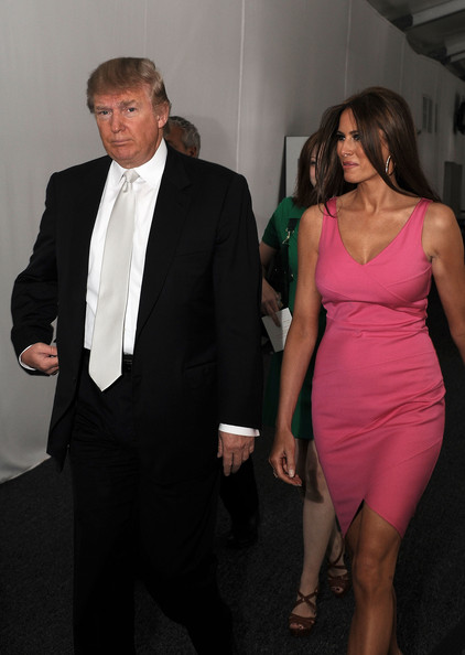 donald trump wife 2011. Donald Trump and wife Melania