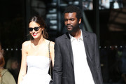 Nicole Trunfio and Gary Clarke Jr. Photos Photo