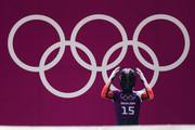 Shelley Rudman of Great Britain prepares to make a run during a Women's Skeleton training session on Day 4 of the Sochi 2014 Winter Olympics at the Sanki Sliding Center  at  on February 11, 2014 in Sochi, Russia.