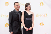 Actors Fred Armisen and Carrie Brownstein attend the 66th Annual Primetime Emmy Awards held at Nokia Theatre L.A. Live on August 25, 2014 in Los Angeles, California.