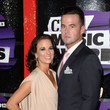 Singer David Nail (R) and Catherine Werne