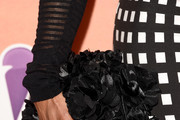 Choreographer Laurie Ann Gibson (handbag detail) attends the 2014 iHeartRadio Music Awards held at The Shrine Auditorium on May 1, 2014 in Los Angeles, California. iHeartRadio Music Awards are being broadcast live on NBC.