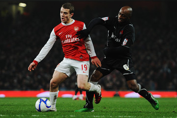 Terrell Forbes Arsenal v Leyton Orient - FA Cup 5th Round Replay