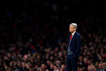 Arsene Wenger Arsenal v Doncaster Rovers - Carabao Cup Third Round