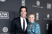 (L-R) Carter Oosterhouse and Amy Smart attend The Art Of Elysium Presents WE ARE HEAR'S HEAVEN 2020 at Hollywood Palladium on January 04, 2020 in Los Angeles, California.