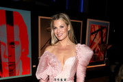 Ali Larter attends The Art Of Elysium Presents WE ARE HEAR'S HEAVEN 2020 at Hollywood Palladium on January 04, 2020 in Los Angeles, California.