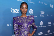 Tami Williams attends Michael Muller's HEAVEN, presented by The Art of Elysium, on January 5, 2019 in Los Angeles, California.