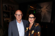 Kim and Ines Ledger attends the Fantauzzo launch on May 02, 2019 in Brisbane, Australia.