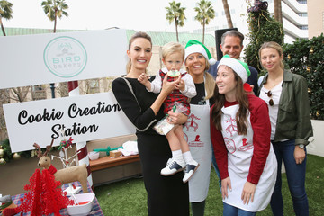 Arthur Wayne Brooks Brothers And St Jude Children's Research Hospital Annual Holiday Celebration In Beverly Hills