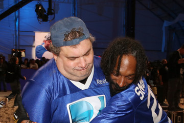 Artie Lange DIRECTV'S Seventh Annual Celebrity Beach Bowl - Game