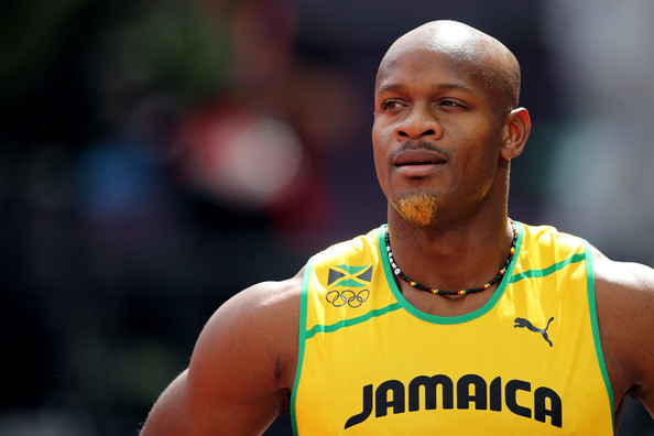 Asafa Powell on oscar pistorius london 2012