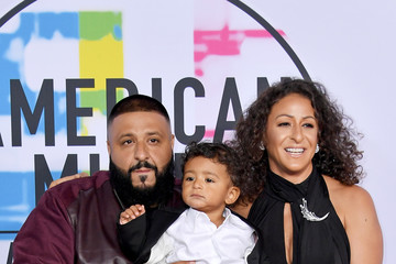 Asahd Tuck Khaled 2017 American Music Awards - Arrivals