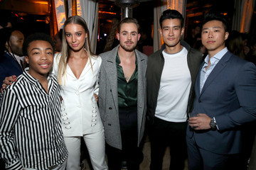 Asante Blackk Entertainment Weekly Celebrates Screen Actors Guild Award Nominees at Chateau Marmont - Inside