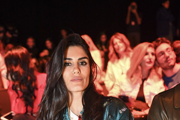 Asena Saribatur Celebrity Sightings - Mercedes-Benz Fashion Week Istanbul - March 2018 - Day 2