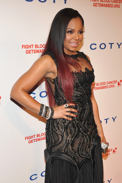 Ashanti Red Ombre