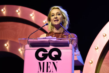 Asher Keddie GQ Men of the Year Awards - Ceremony