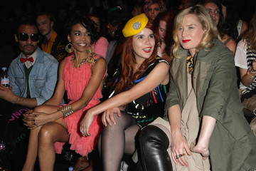 Rosin Murphy Ashish Front Row: Spring/Summer 2010 - London Fashion Week