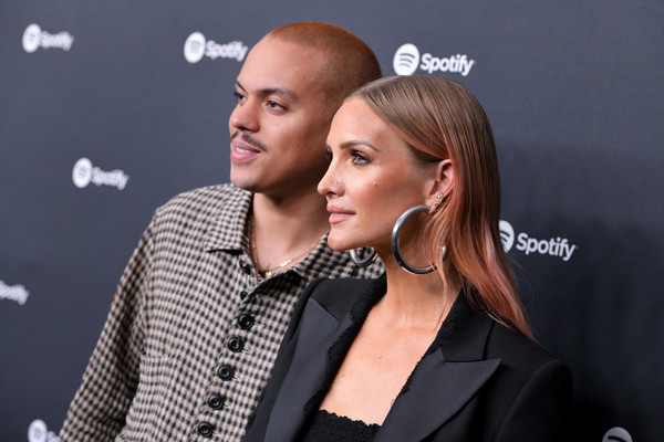 """Spotify Hosts """"Best New Artist"""" Party At The Lot Studios - Red Carpet"""