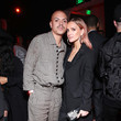 Ashlee Simpson Warner Music Group Pre-Grammy Party - Inside