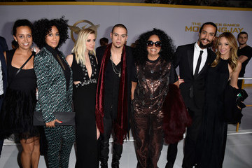 Ashlee Simpson 'The Hunger Games: Mockingjay, Part 1' LA Premiere — Part 3
