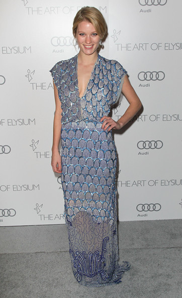 Звезды на вечере Art of Elysium Gala-2013