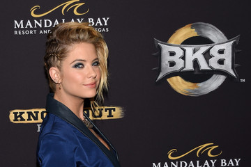 Ashley Benson Inaugural Event for BKB