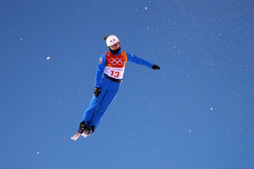 Ashley Caldwell Around the Games: Day 1 - Winter Olympic Games