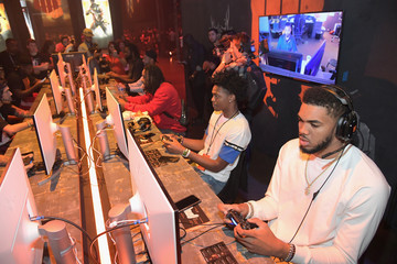 Ashley Cole Activision And Treyarch Celebrate The Call Of Duty: Black Ops 4 Community Reveal Event