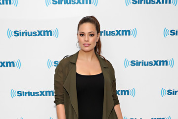 Ashley Graham Hoda Kotb Hosts a SiriusXM 'Leading Ladies' Event with Model Ashley Graham