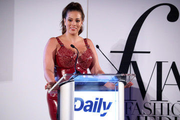 Ashley Graham The Daily Front Row 7th Annual Fashion Media Awards