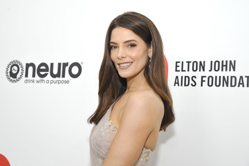 Ashley Greene Neuro Brands Presenting Sponsor At The Elton John AIDS Foundation's Academy Awards Viewing Party