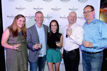 Ashley Hebert Celebs Celebrate Brancott Estate Chill Hour