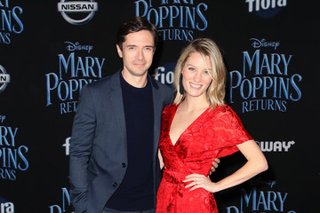 """Ashley Hinshaw Premiere Of Disney's """"Mary Poppins Returns"""" - Arrivals"""