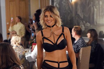 Ashley James Simply Be Lingerie Show