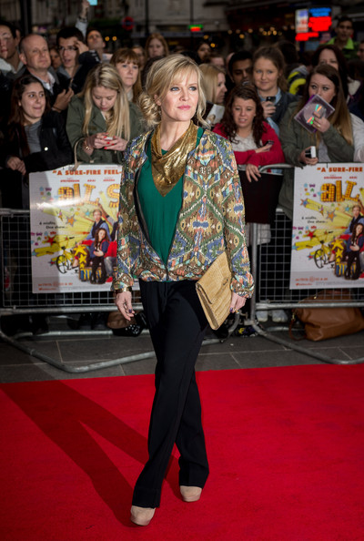 Kimberly Walsh at the 'All Stars' Premiere