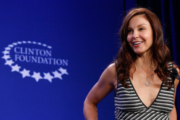 Ashley Judd Clinton Global Initiative 2015 Annual Meeting - Day 1