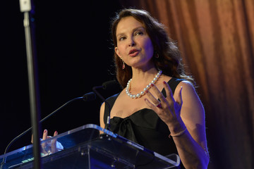 Ashley Judd 2017 Muhammad Ali Humanitarian Awards