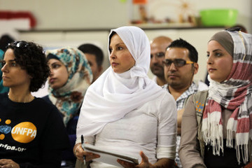 Ashley Judd Ashley Judd Visits Zaatari Camp For Syrian Refugees