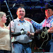 Ashley Petry George Strait's The Cowboy Rides Away Tour Final Stop At AT&T Stadium - Show