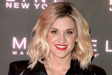 Ashley Roberts Maybelline Bring on the Night Party