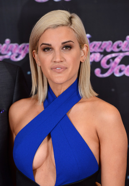 Ashley Roberts Pictures Dancing On Ice Launches In