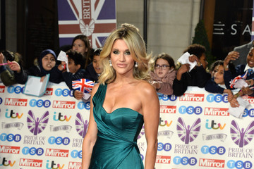 Ashley Roberts Pride Of Britain Awards 2019 - Red Carpet Arrivals