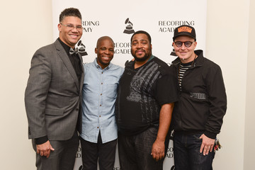 Ashley Scott Jake Morelli MusiCares Music And Mental Wellbeing