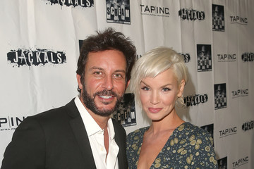 Ashley Scott Los Angeles Premiere of 'Jackals'