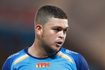 Ashley Taylor NRL Rd 6 - Titans v Raiders