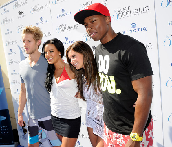 Ashley Tisdale Cast members from the television show