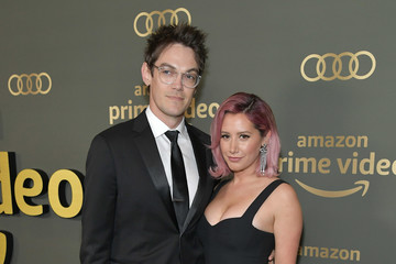 Ashley Tisdale Christopher French Amazon Prime Video's Golden Globe Awards After Party - Arrivals