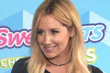 Ashley Tisdale Just Jared's Summer Bash Pool Party 2015